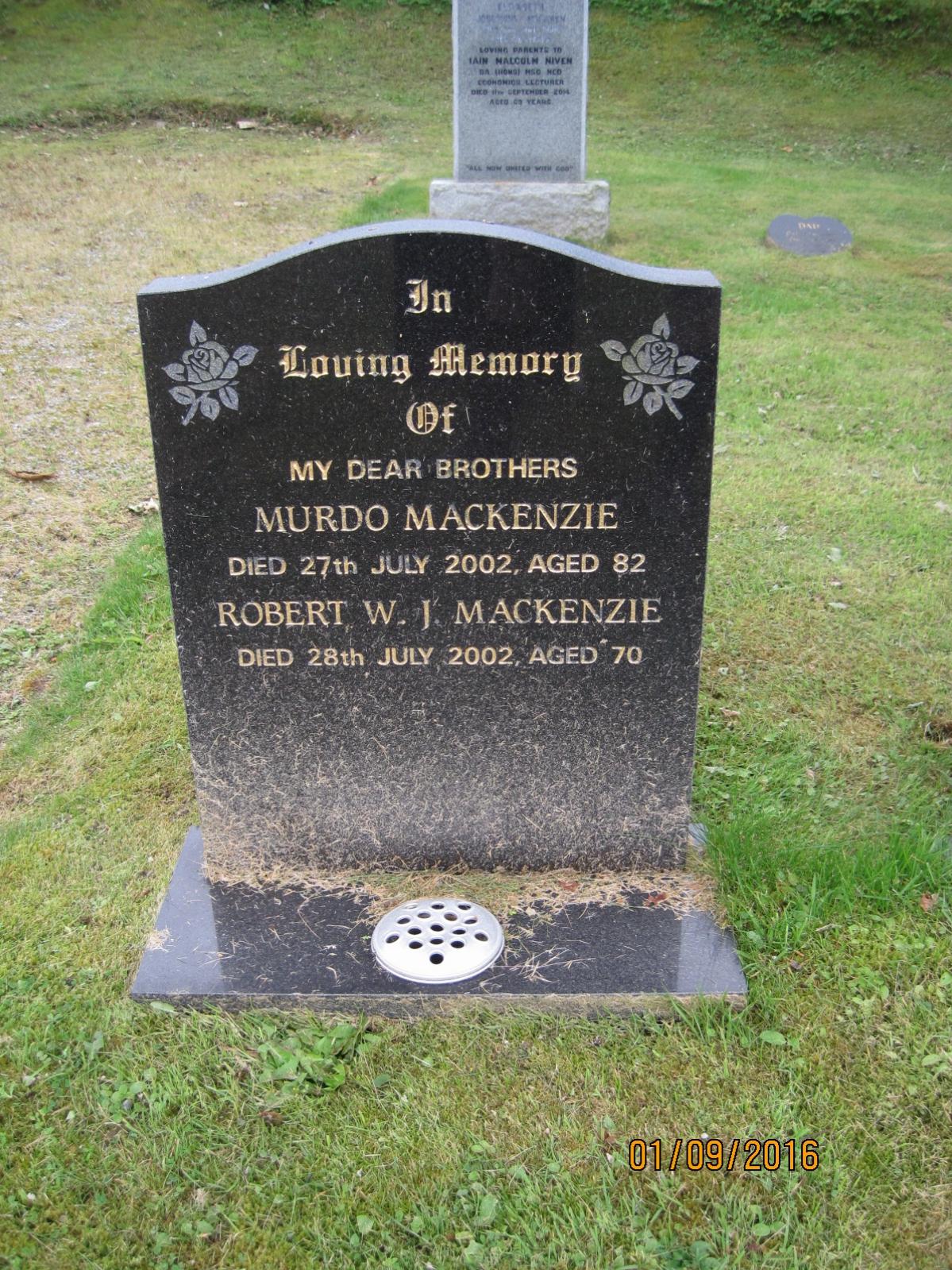Murdo Mackenzie 2002