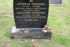 Catherine Mackenzie 2013