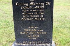 Samuel Miller 2006