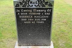 Roderick Maclean 1988