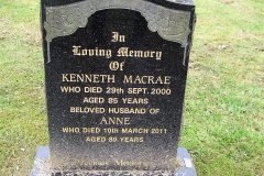 Kenneth Macrae 2000