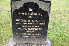 Kenneth Macrae 2000