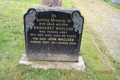 Margaret Macleod 1960