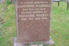 Alexander Mackenzie 1974