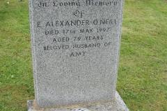 E Alexander O'Neill 1974