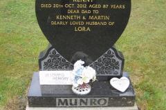 Kenny Munro 2012