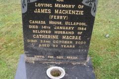 James Mackenzie (Ferry) 1984