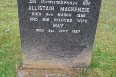 Alistair Mackenzie 1986