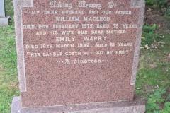 William Macleod 1975