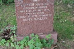 Kenneth Macleod 1974