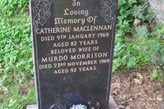 Catherine Maclennan 1969