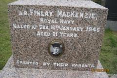 Finlay Mackenzie 1945