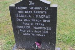Isabellla Macrae 1946