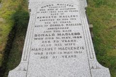 Murdo Macleod,Kenneth Macleod, Donald Mcleod